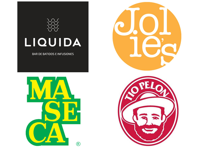 algunas marcas con las que hemos trabajado